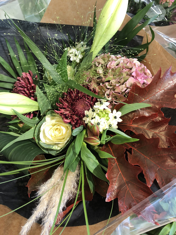 blommogram på söndagar